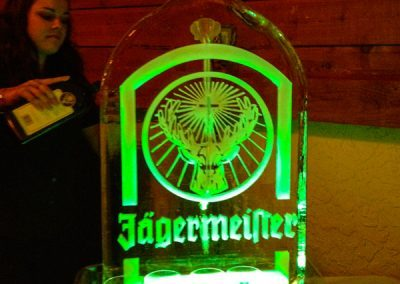 green luge